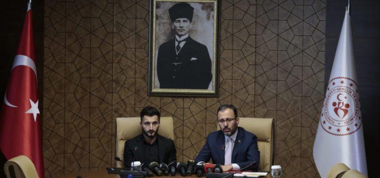 Enver Cenk Şahin'in St. Pauli'deki sözleşmesi karşılıklı feshedildi