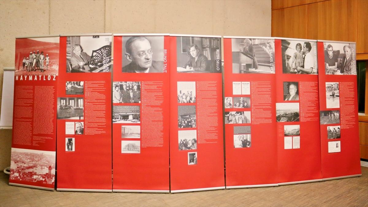 """Almanya'da """"Türkiye'de Sürgün"""" konferansı düzenlendi"""