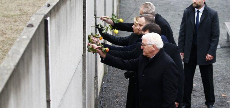 Berlin Duvarı'nın yıkılışının 30. yılı dönümü etkinlikleri başladı