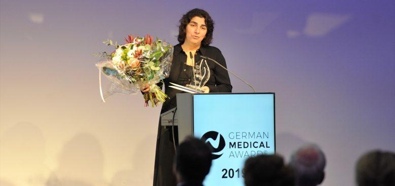 Kalp Cerrahı Dr. Dilek Gürsoy, Alman Tıp Ödülü'nü aldı