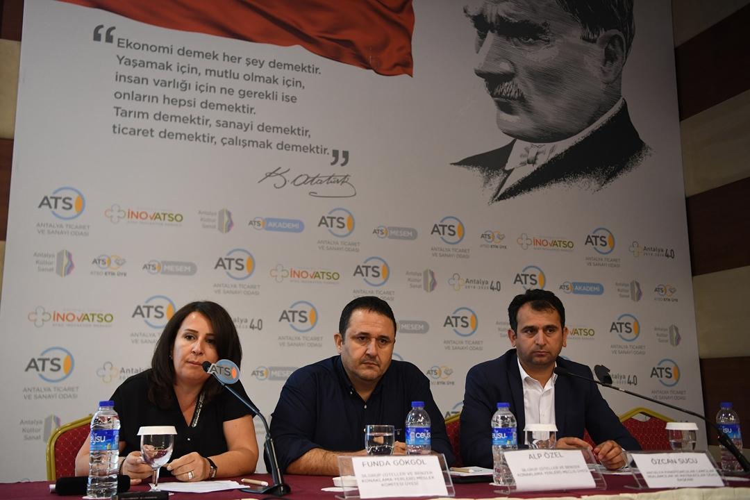 Konaklama Vergisi`nin yarısını Antalya ödeyecek