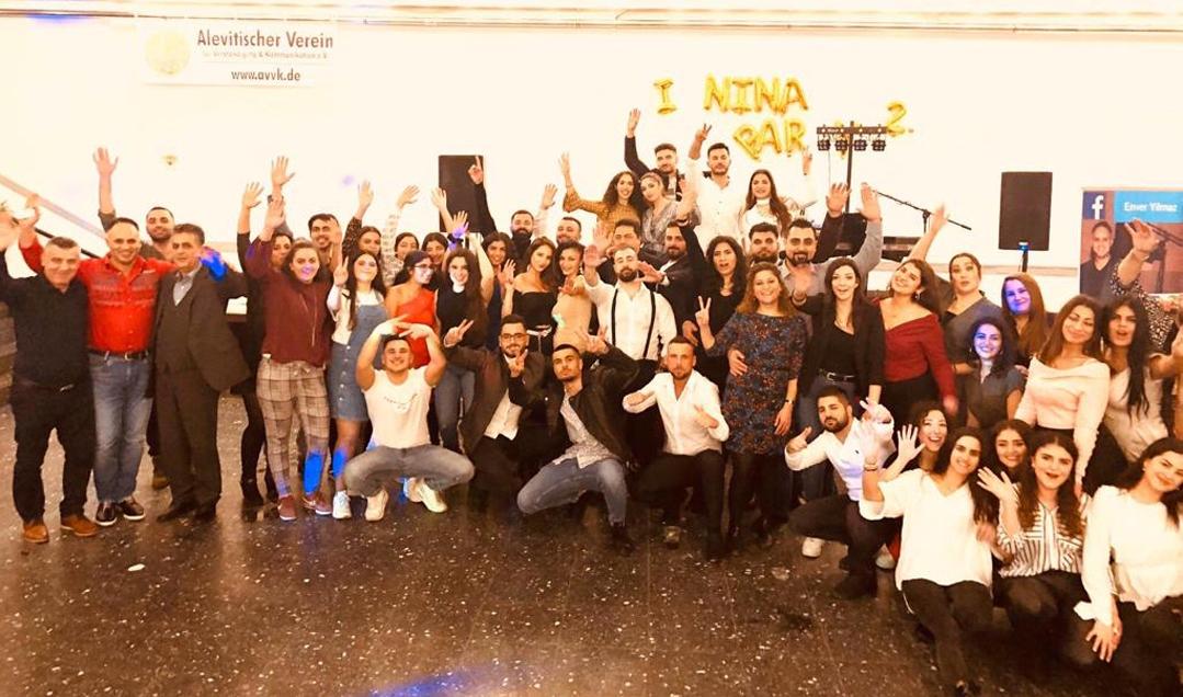 Almanya Arap Alevileri Federasyonu Gençlik Kolundan anlamlı buluşma