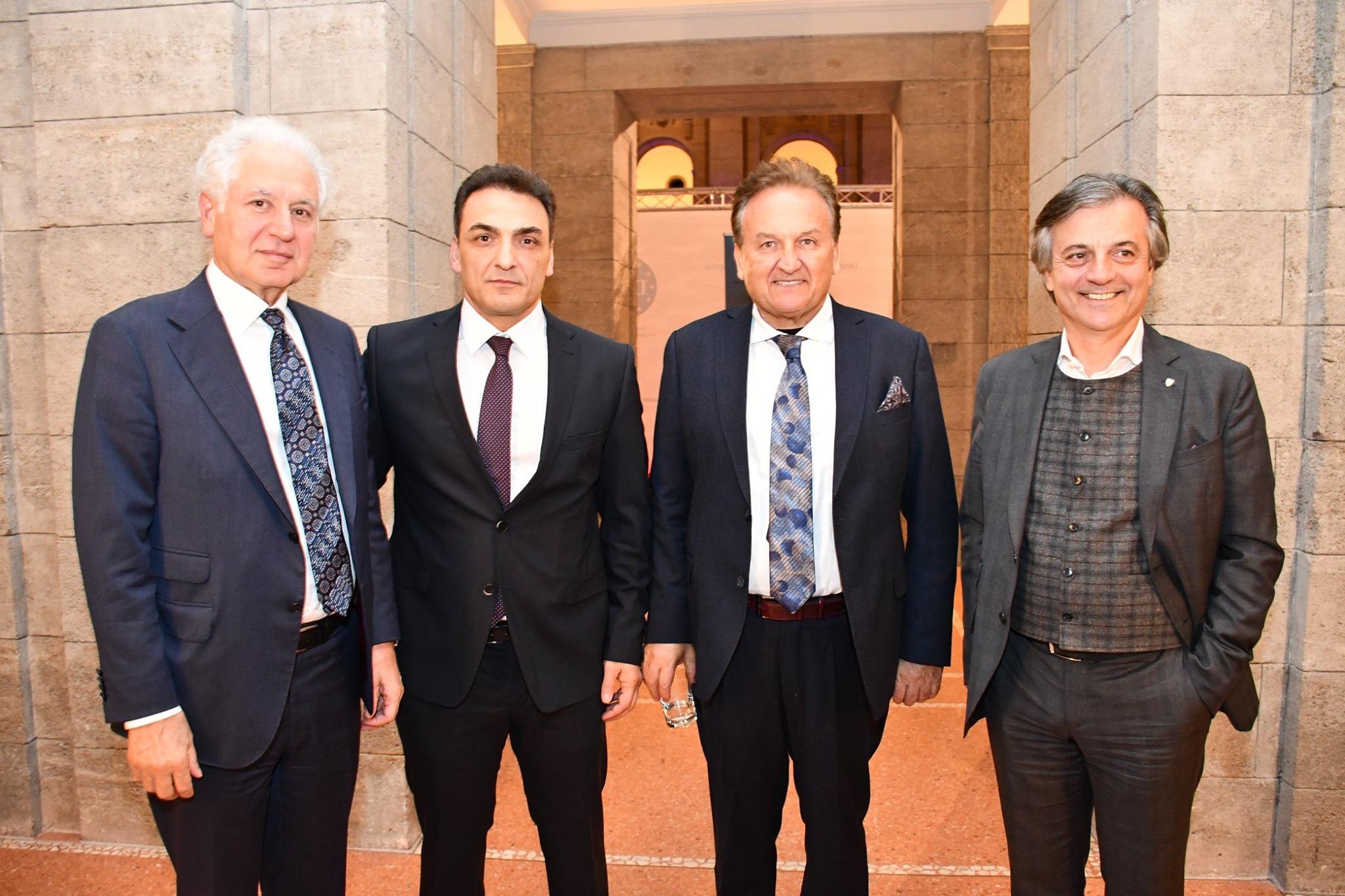 Hüseyin Baraner: DTF Başkanı Cihan Sendan'ı tebrik ederim