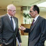 ABD Suriye Özel Temsilcisi Jeffrey Ankara'da