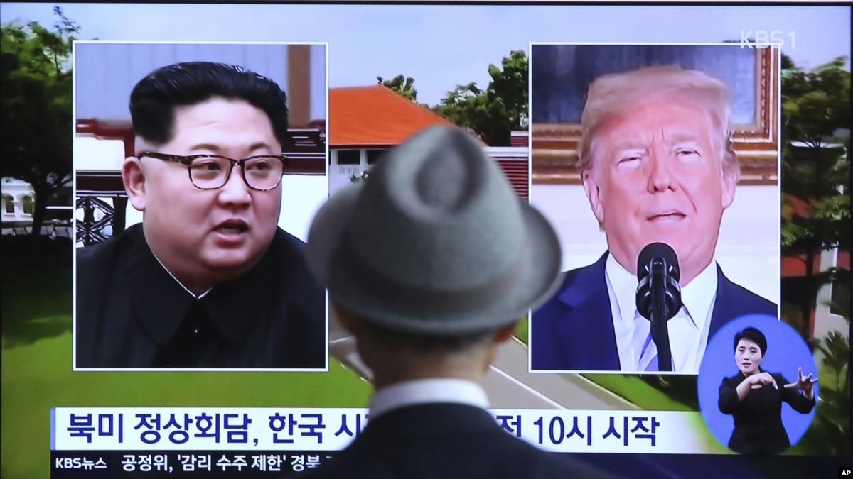 Amerika Ve Kuzey Kore'nin Anlaşma İhtimali Hergün Daha Da Azalıyor
