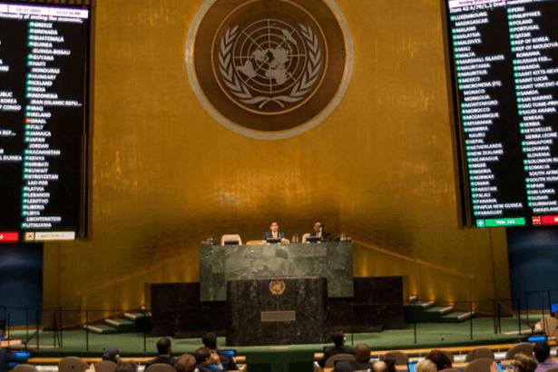 BM'de ABD ablukası oylanıyor