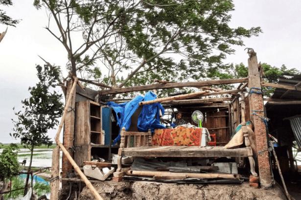Bangladeş ve Hindistan'da etkili olan Bulbul Kasırgası'nda 26 kişi yaşamını yitirdi
