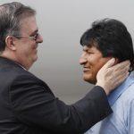Bolivya'dan Kaçan Devlet Başkanı Morales Meksika'ya Sığındı