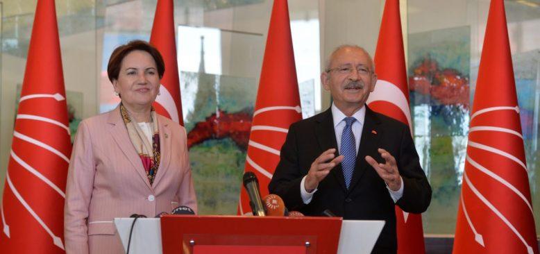 """CHP ve İyi Parti'de """"Saray ve AKP'yle İttifak"""" Gerilimi"""