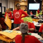 Chicago'da öğretmenlerin grevi kazanımla sonuçlandı