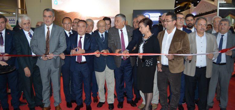 YAPEX Restorasyon Koruma ve Kültür Mirası Fuarı açıldı