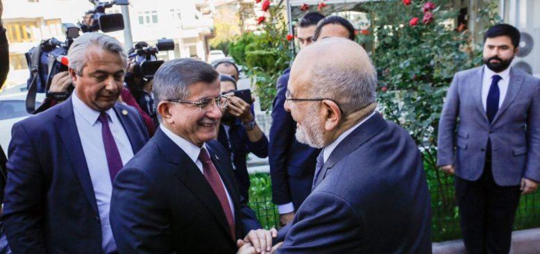 Davutoğlu: 'Babacan'la dostuz ama Ortak Parti Olmadı'