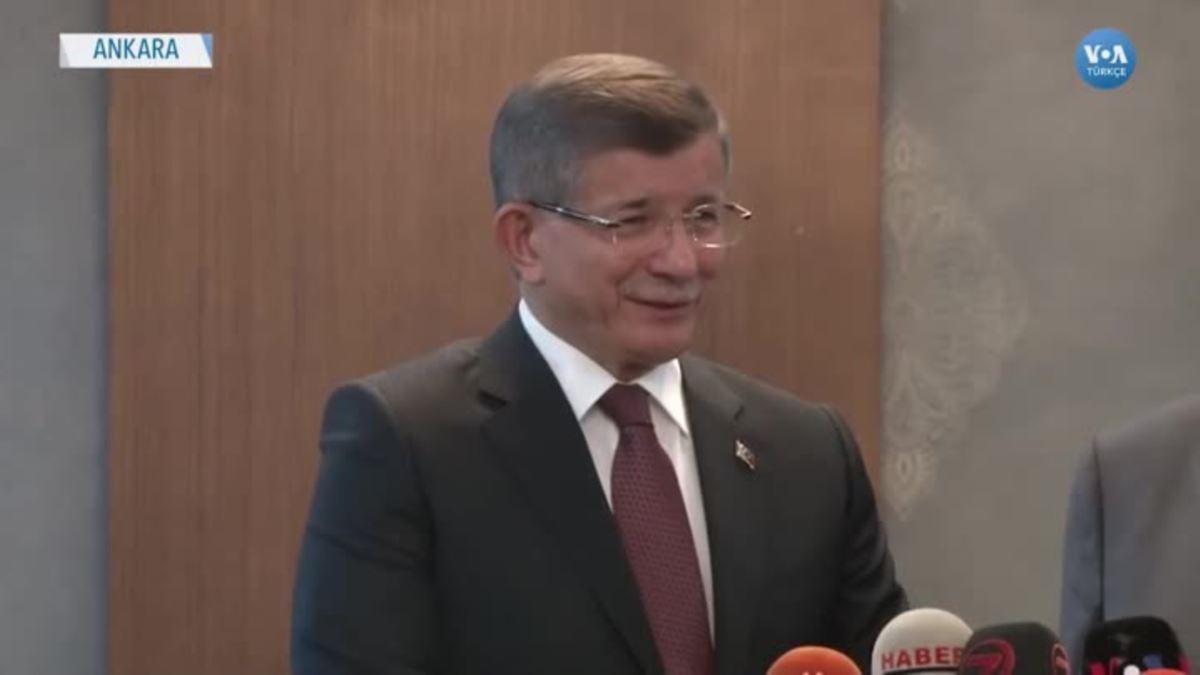 Davutoğlu: 'IŞİD Konusunda En Az Sorumluluk Türkiye'nin'