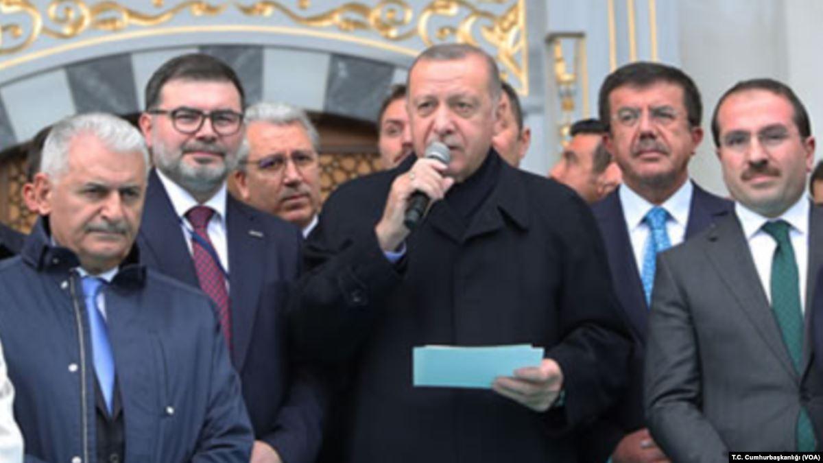 Erdoğan'dan Külliye'de Bir CHP'li ile Görüştüğü İddiasına Sert Tepki