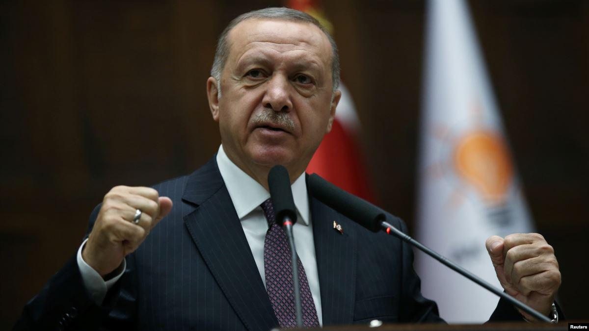Erdoğan: 'Bırakın Doları TL'ye Dönelim Yerli ve Milliliğimizi Gösterelim'