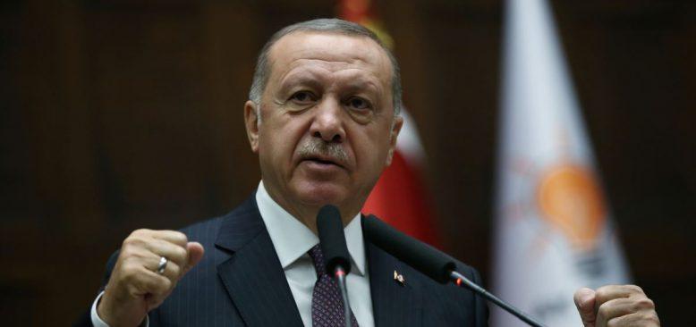 Erdoğan: 'Trump Siyasi Baskıya Rağmen İnisiyatif Kullanıyor'