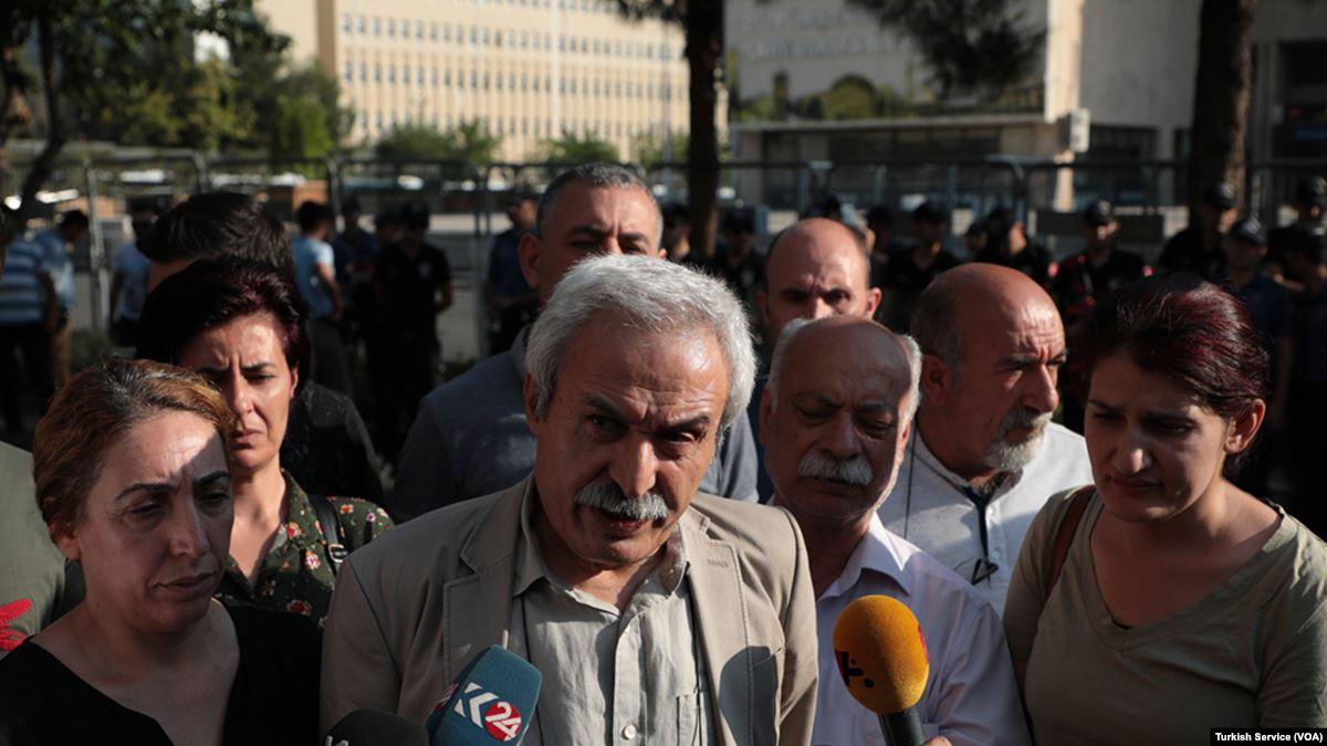 Eski Diyarbakır Belediye Başkanı'ndan Uluslararası Kamuoyuna Çağrı