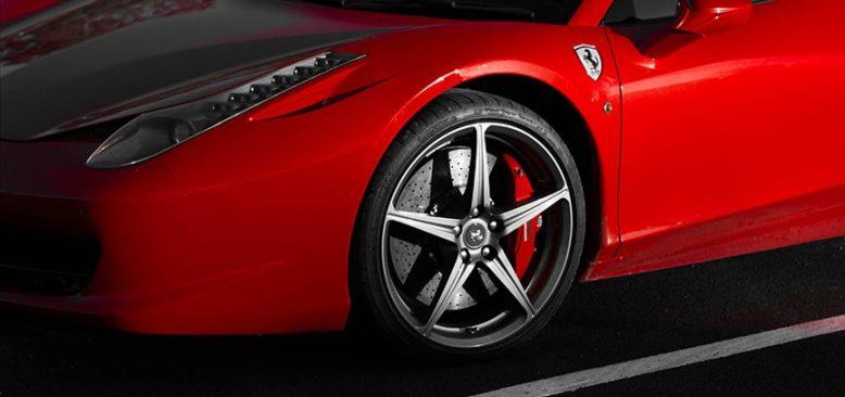 Ferrarinin kalıplarını Bursalı firma döküyor