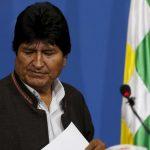 Genelkurmay Başkanı'ndan Morales'e: 'İstifa Et'