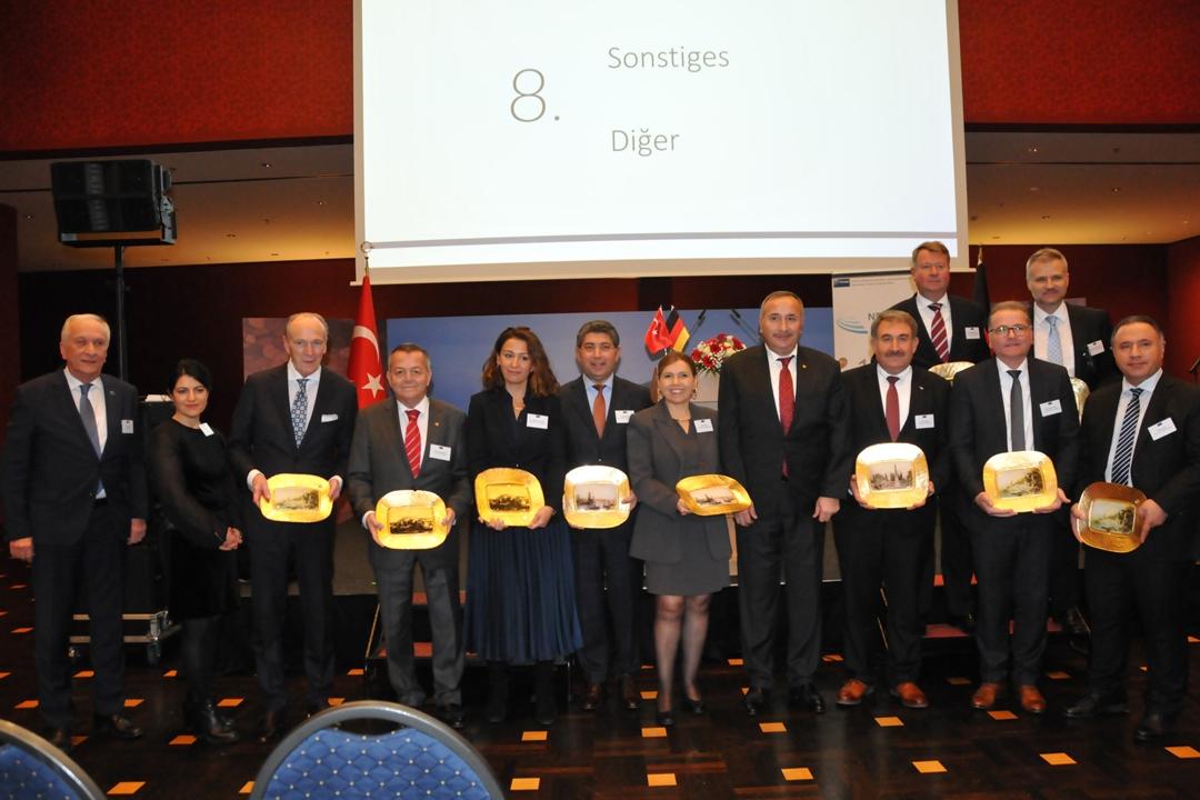 Türk-Alman potansiyeli yeni iş birliklerine kapı aralayacak