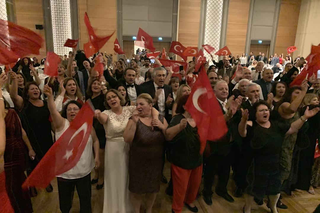 Cumhuriyet Bayramı Berlin'de coşku ile kutlandı