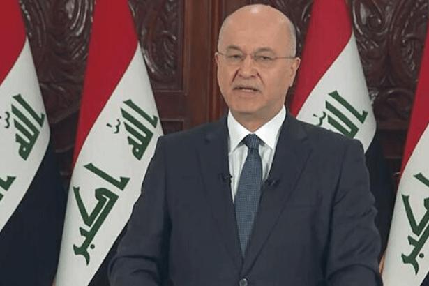 Irak Cumhurbaşkanı: Başbakan Abdülmehdi istifaya hazır