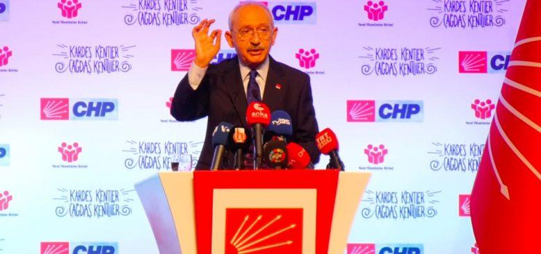 Kılıçdaroğlu'dan Kayyum Tepkisi