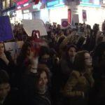 Kadınlar Şiddete Karşı Yeniden Sokaklara Çıkıyor