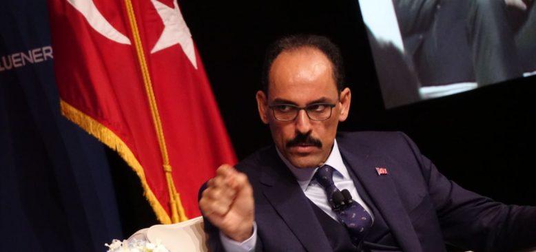 Kalın: Londra'daki NATO Toplantısı'nda Suriye Zirvesi Yapılacak
