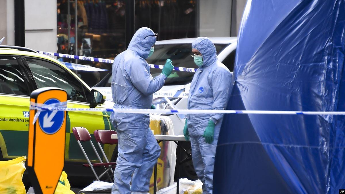 Londra Saldırganı Terör Suçundan Hapis Yatmış
