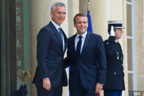 Macron: Türkiye bu şartlarda NATO'dan dayanışma bekleyemez
