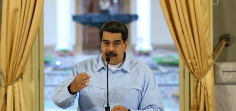 Maduro'dan Orduya Sınırda Teyakkuz Emri