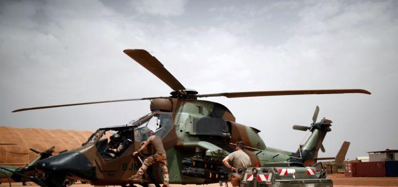 Mali'de 13 Fransız Askeri Öldü