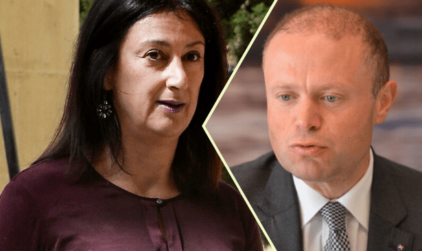Malta'da gazeteciye suikast soruşturması hükümette kriz yarattı