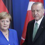 Merkel: 'Türkiye'nin NATO İçin Jeostratejik Önemi Büyük'