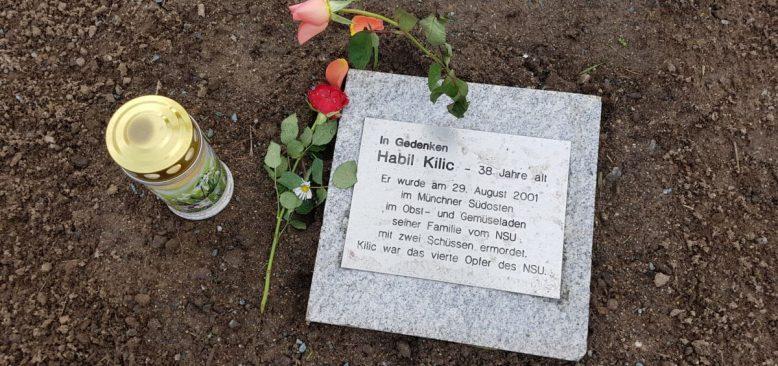 Merkel'den NSU Kurbanları İçin Anıt