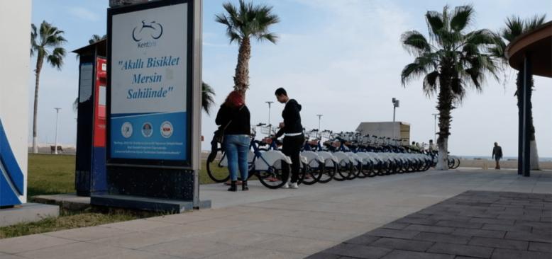 Mersin'de Bir İlk: Bisiklet Çalıştayı