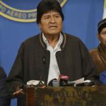 Morales'ten orduya çağrı: Onurunuzu halkın kanıyla lekelemeyin