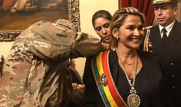 Morales: Diktatörlük Bolivya'ya geri döndü