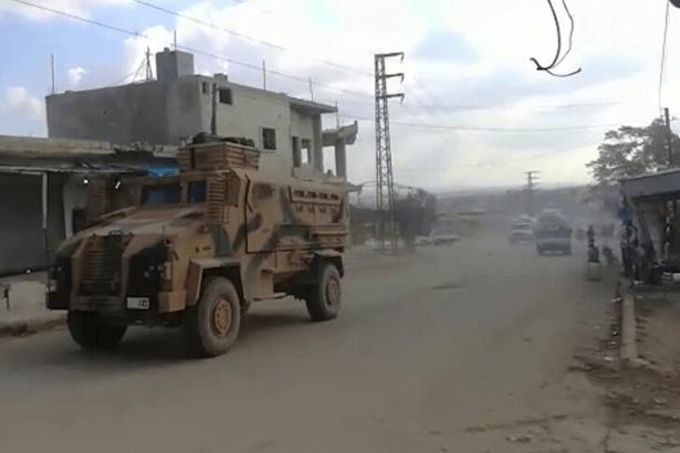 SDG'den 'Türk ordusu Kobani'de sivillere ateş açtı' iddiası