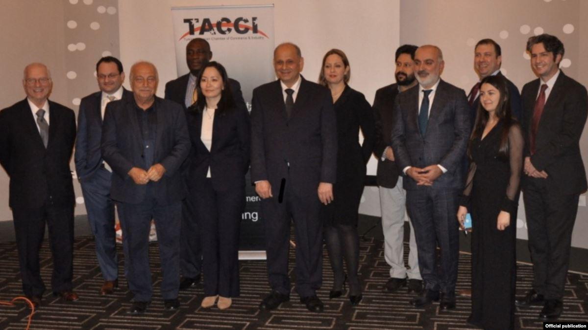 Türk Amerikan Sanayici ve İş Adamları Hedef Büyüttü