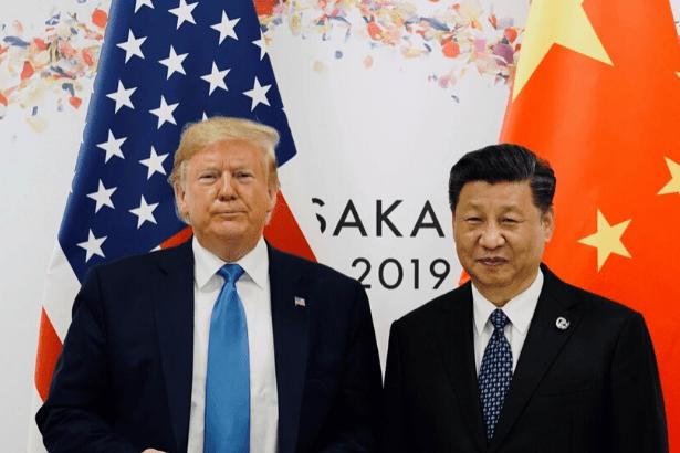 Trump Çin'le tarifeler konusunda anlaşmaya varmadıklarını söyledi