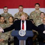 Trump'tan Afganistan'a Sürpriz Ziyaret