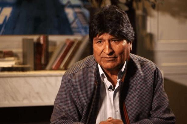 VİDEO | Morales'ten BBC'ye tepki: 'Sizin gibi darbeyi savunan gazetecilerle mücadele etmek için döneceğim'