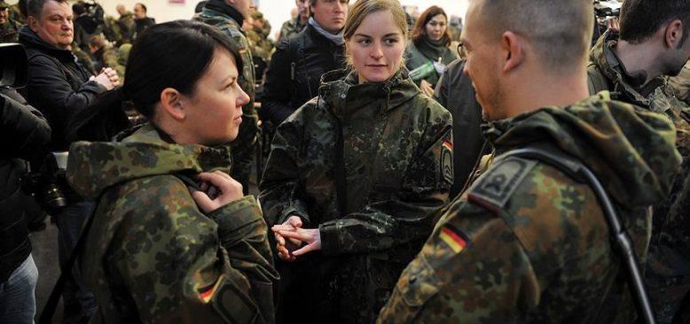'Alman ordusu iş göremez durumda'