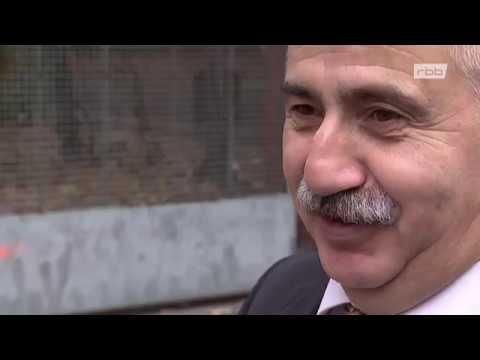 Alman televizyonunda Remzi Kaplan röportajı