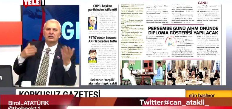 Erdoğan'ın diploması: Can Ataklı değerlendiriyor