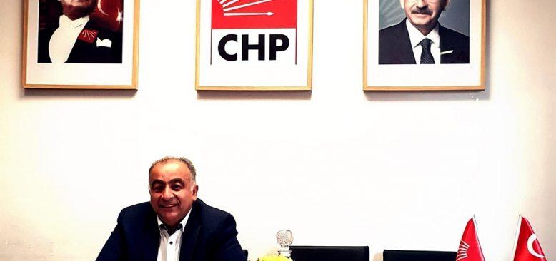 Başkan Bülbül CHP`den istifa etti