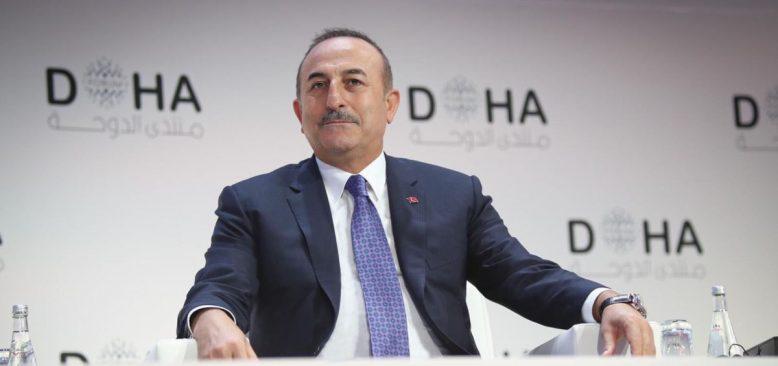 Çavuşoğlu: 'Yaptırım Uygulanırsa Türkiye Karşılık Vermek Zorunda'