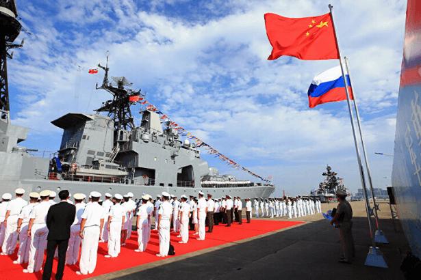 Çin, Rusya ve İran'dan ortak tatbikat